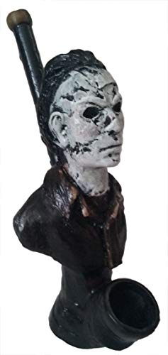 Collectible Handmade Decorative Figurine Michael Myers Pipe -