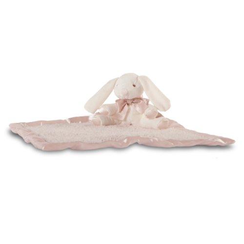 (cozychic barefoot buddie - pink- bunny 15x 17)