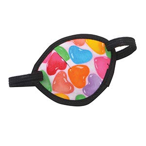 Candy Hearts Eye Patches (Pack of 3)