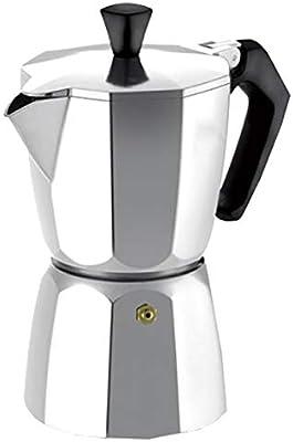 Cafetera Cafetera italiana Mocha Cafetera de aluminio Mocha Olla ...