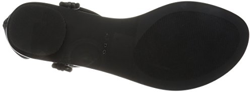 Womens ALDO Sandal Synthetic Black Womens ALDO Surie Flat gEWafH