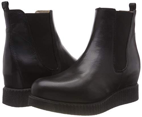 Boots Women''s sty Cebil Black Chelsea Unisa black f18 Black wTgqXWAn