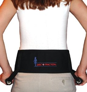 """Disc Traction Therapeutic Belt- Size Extra Large (46""""-52""""..."""