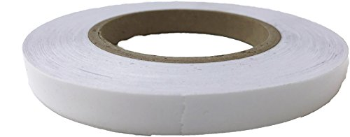 Basting Tape, Double Faced, 1/2