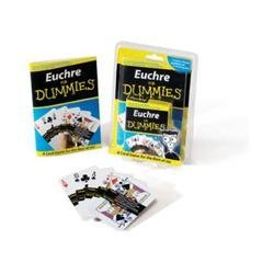 Euchre For Dummies Card Game