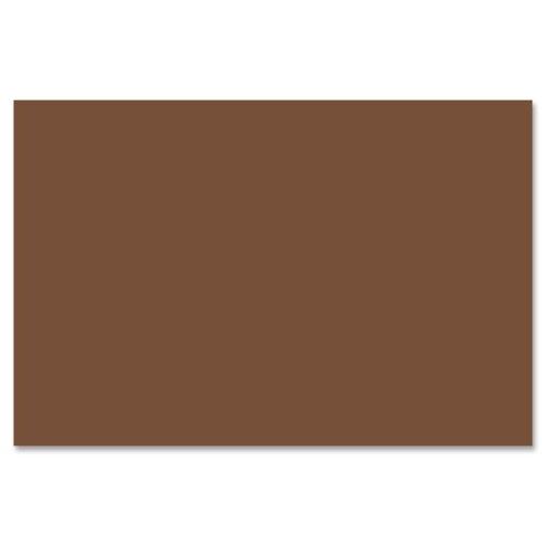 SunWorks Groundwood Construction Paper, 12in. x 18in., Dark