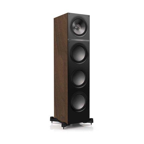 Kef Q900 Floorstanding Loudspeaker - American Walnut (Sin...
