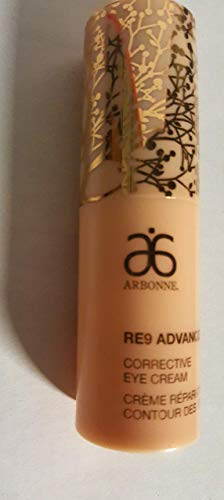Arbonne RE9 Advanced Corrective Eye Creme Cream .5 Fluid Ounce/15 Millileter