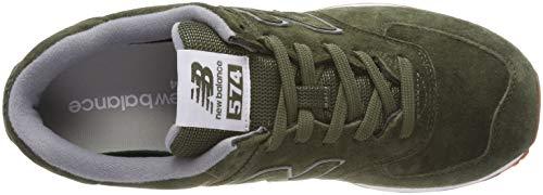 Hombre Epb Covert 574v2 New Balance Para Zapatillas Green dark Verde 1Ix7qvwp