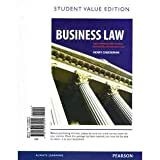Business Law, Student Value Edition, Cheeseman, Henry R., 0133080099