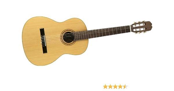 Manuel Rodriguez Caballero 10 - Guitarra clásica: Amazon.es ...
