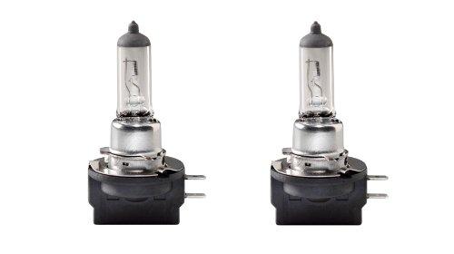 EiKO H11BPVP2  H11B  55W Power Vision PRO Halogen Bulb-2 pk (Ecko Quartz)