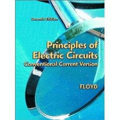 Principles of Electric Circuits: Conventional Current Version, TEXT ONLY, 7TH, hc, 2003 PDF