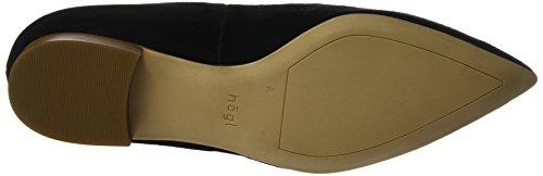 HÖGL Women's 3-10 2022 0100 Loafers Black (Schwarz0100) X31ANmuvDk