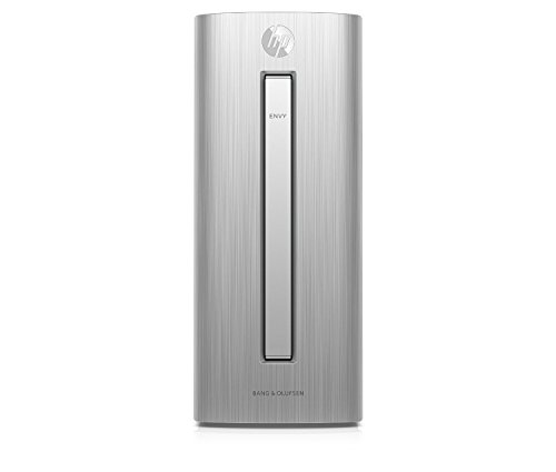 HP Envy 750 Flagship High Performance Premium Desktop Computer (Intel Quad-Core i5-6400 2.7GHz, 12GB RAM, 2TB HDD, HDMI, DVDRW, 802.11ac WIFI, Bluetooth, Windows 10 Home) (Certified Refurbished) by HP