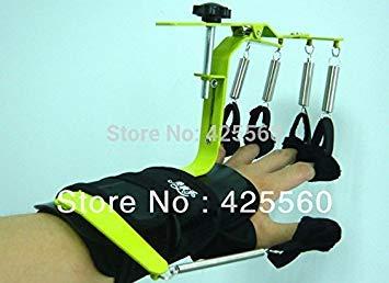 High Quty Adjustable Finger Wrist Orthotics Exerciser Rehabilitation Device for Cerebral Infarction Thrombosis Stroke
