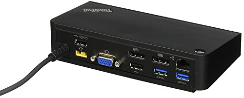Lenovo Onelink Plus dock (40a40090us) For ThinkPad 13 (1st Gen), ThinkPad 13 (2nd Gen) , P40 Yoga, X1 Tablet (1st Gen) ,X1 Tablet (2nd Gen),ThinkPad Yoga by Lenovo (Image #6)