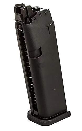 Umarex Glock 17 Gen4 6mm BB Pistol Airsoft Gun Magazine, Fits Green Gas Powered Glock 17 Gen4, 22-Round