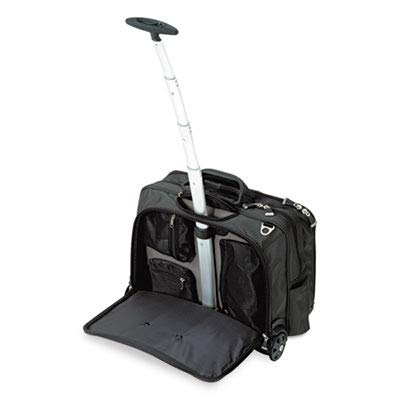 KMW62348 - Kensington Contour Carrying Case (Roller) for 17 Notebook - Gray by Kensington (Image #1)