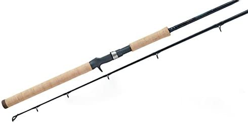 St. Croix Premier Graphite Musky Fishing Rod with Cork Handle