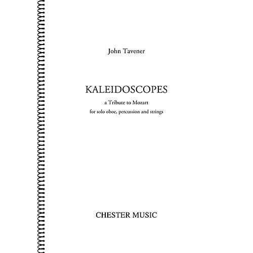 Kaleidoscopes Music Sales America Series Book by John Tavener