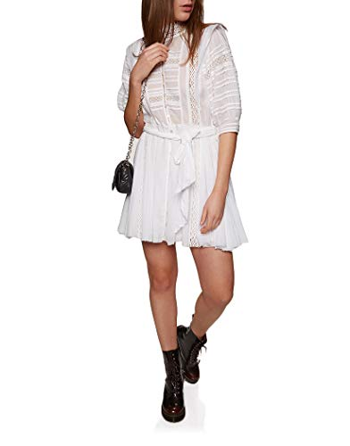 Vestido People Para Free Marfil Mujer 7P64qw