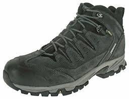 Meindl 9297-31 Ovaro GTX, Scarponcini da camminata ed escursionismo uomo One Size one size grigio scuro