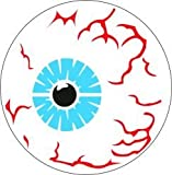 Tattoo Stencil - Bloodshot Eyeball - #H3