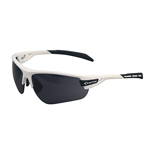 Easton Interchangeable Sunglasses, White (Sun Easton Glasses)