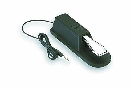 Yamaha FC4 - Pedal para teclado electrónico (de resonancia), color negro