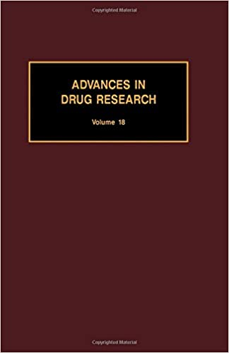 Advances in Drug Research, Volume 18