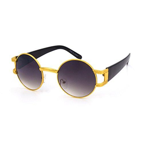 Jgny - Gianni Versoni Vintage Gold Frame - Italian Sunglasses Vintage