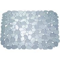 InterDesign Pebblz Large Plastic Sink Grid, Non-Skid Dish Protector Mat for Kitchen, Bathroom, Basement, Garage 12