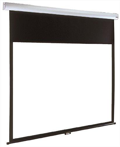 泉 IS-Sシリーズ 手動式120インチ(16:9)スプリングロール式天吊スクリーン IS-S120HD B0081ARYYG