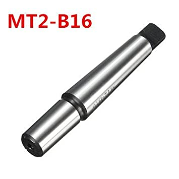 1-13mm Drill Chuck Arbor for Keyless Lathe Self Tighten Tool Item MT2-B16