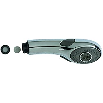 KOHLER K-6350-VS Avatar Single Control Pullout Kitchen Sink Faucet ...