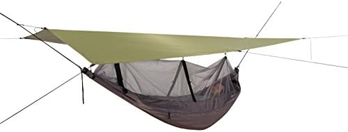 Exped Scout Hammock Combi, Green Grey