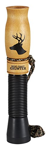 Carlton's Calls by Hunters Specialties Blacktail Grunt Call (Best Custom Grunt Call)