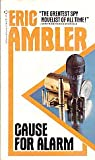 Cause for Alarm, Eric Ambler, 0345259092