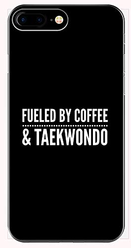 Taekwondo Phone Case for iPhone 6+, 6S+, 7+, 8+ - Fueled by - Karate Lover Gifts