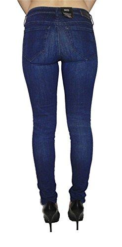 Pantaloni Diesel A Sigaretta Slim Skinzee 0843i Jeans Super ffrxpwC5q