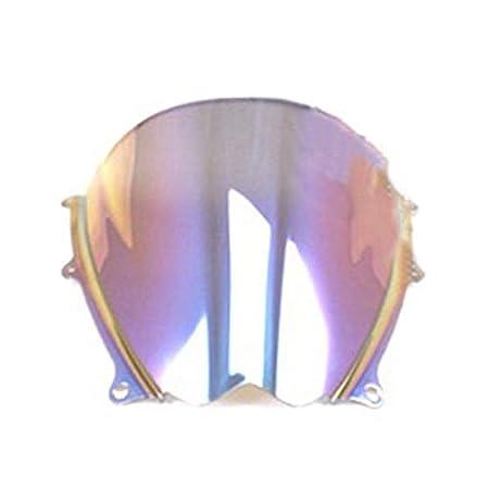 Windschutzscheibe Windschutzscheibe f/ür 2007-2008 07 08 K7 GSXR1000 GSXR 1000(Dunkles Iridium)