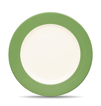 Noritake Colorwave Rim Dinner Plate Apple Green  sc 1 st  Amazon.com & Amazon.com | Noritake Colorwave Rim Dinner Plate Apple Green ...