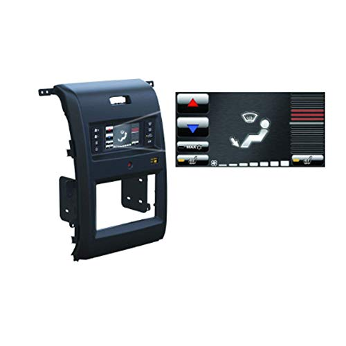 SCOSCHE ITCFD02B 2013-2014 Ford F-150 Integrated Touchscreen Control ITC 2.0 Solution Dash Kit