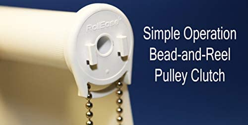 Day Blue 5X8 Bead-and-Reel Clutch Rollup Background System
