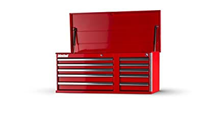 International Tool Chest with Heavy Duty Ball Bearing Drawer Slides