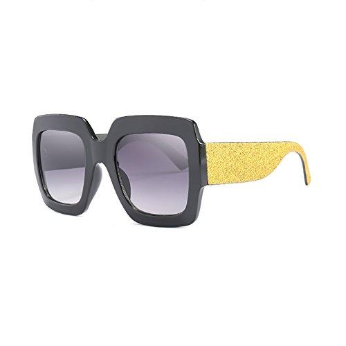 UV400 polarizadas playa Color ligero Gafas la peso de mujer C de la manera de de YXX sol Gafas arena Ctwatq