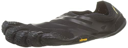 Vibram FiveFingers Mens EL-X Black Athletic Shoes 42