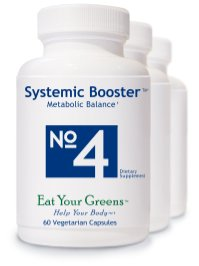 No. 4 Systemic Booster: Metabolic Balance by BioImmersion Inc.