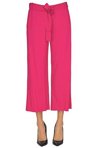 Mujer Pinko Ezgl016270 Pantalón Rosa Viscosa nTWx60qS